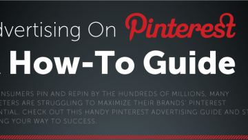 Advertising On Pinterest – A How-To Guide [Infographic]