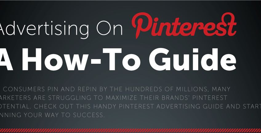 ADVERTISING ON PINTEREST – A HOW-TO GUIDE