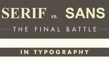 Serif vs. Sans: The Final Battle