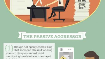 13 Personality Types in Every Office [InfoGraphic]