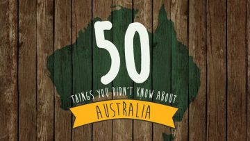 50 Strange Facts About Australia