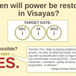 VISAYAS POWER GENERATION STRATEGY