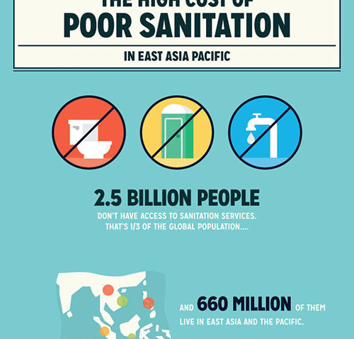 ECO-FRIENDLY AND ECONOMICAL WAY TO RESOLVE SANITATION AMD SEWAGE ISSUES