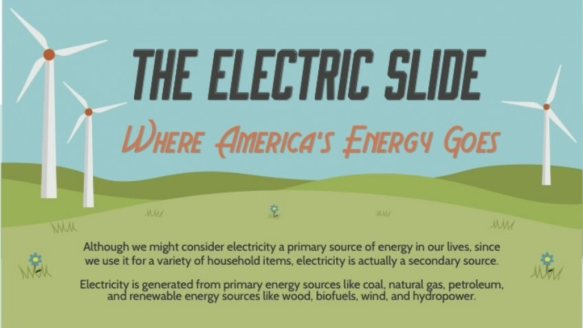 WHERE AMERICA'S ENERGY GOES