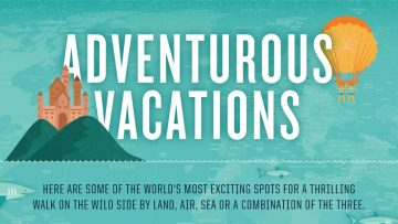 Adventure vacations