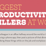 TOP 10 PRODUCTIVITY KILLERS AT WORK