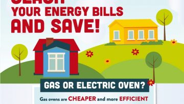Saving Energy in the Home [InfoGraphic]