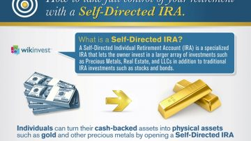 Self-Directed IRA to Control your Retirement [InfoGraphic]