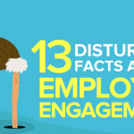 DISTURBING FACTS ABOUT 13 EMPLOYEE ENGAGEMENT