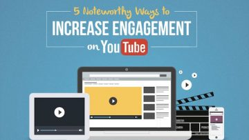 5 Social Media Tips for Expanding YouTube Engagement [InfoGraphic]