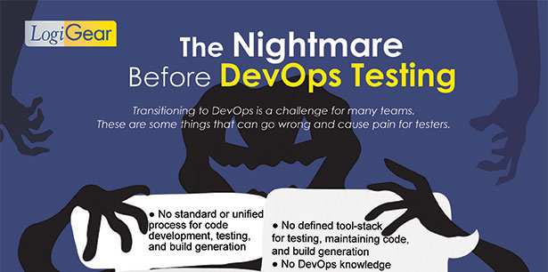 The Nightmare Before DevOps Testing