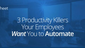 3 productivity-killing tasks your employees want you to automate (Infographic)