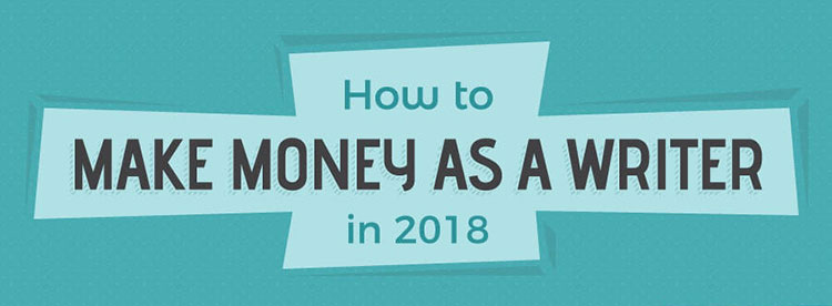 Making Money as a Writer in 2018