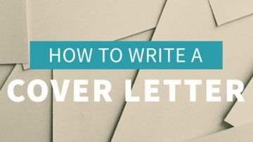 How to write a Cover Letter? [InfoGraphic]