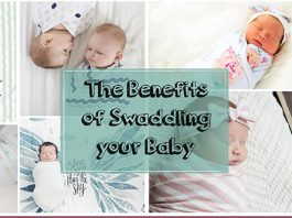 Benefits of Swaddling your Baby