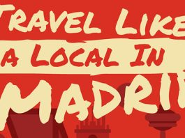 Travel Like A Local In Madrid