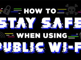 How to Stay Safe When Using Public Wi-Fi