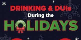 Holiday Drinking violations